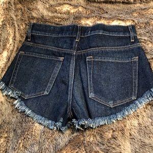 PacSun Shorts - Bullhead Denim High-Rise Shorts